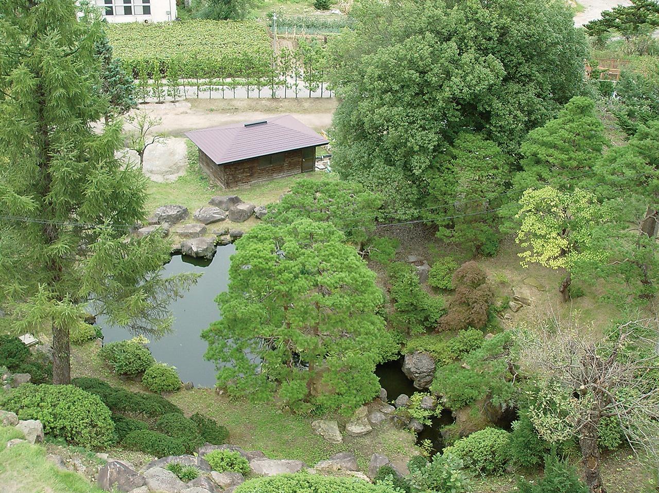 ヒルサイド羽黒庭園